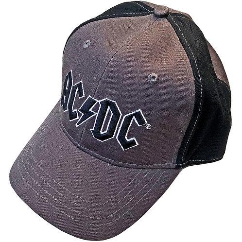 Casquette AC DC Grey/Black