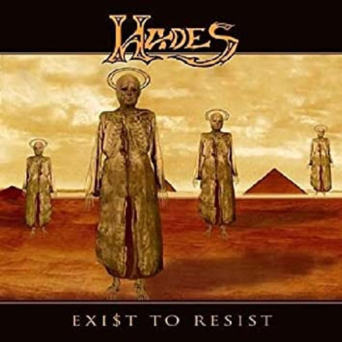 HADES - Exist To Resist - CD
