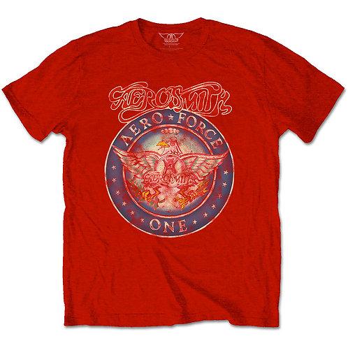 AEROSMITH - Aero Force One - Official T-shirt