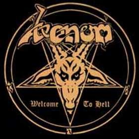 VENOM - Welcome To Hell CD