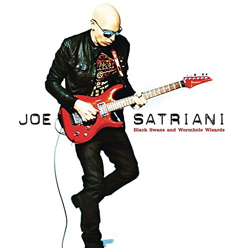 JOE SATRIANI - BLACK SWANS AND WORMHOLE WIZARDS  - CD