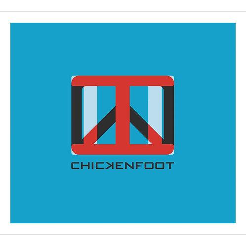 CHICKENFOOT - III - DIGI CD