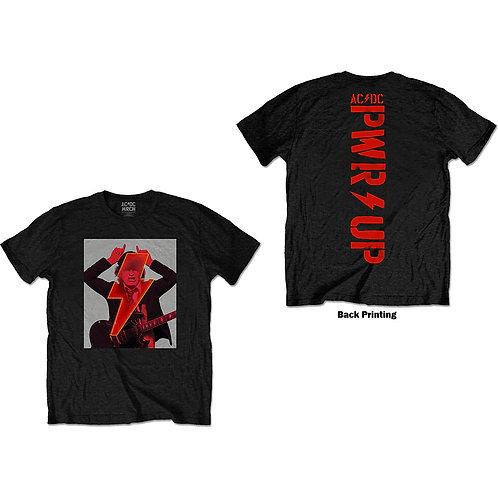 AC/DC - Angus Finger Horns - Official T-shirt