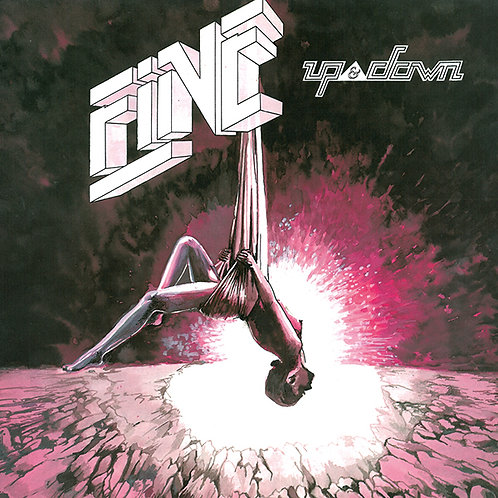 FINE - Up and Down - CD