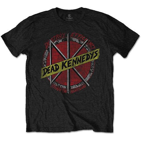 DEAD KENNEDYS - Logo destroy