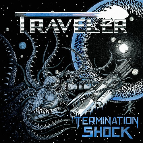 TRAVELER - Termination Shock - CD