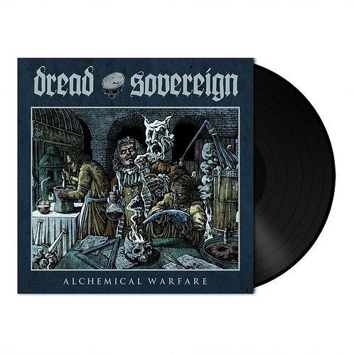 DREAD SOVEREIGN - Alchemical Warfare - BLACK VINYL