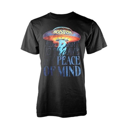 BOSTON - Peace Of Mind - T shirt