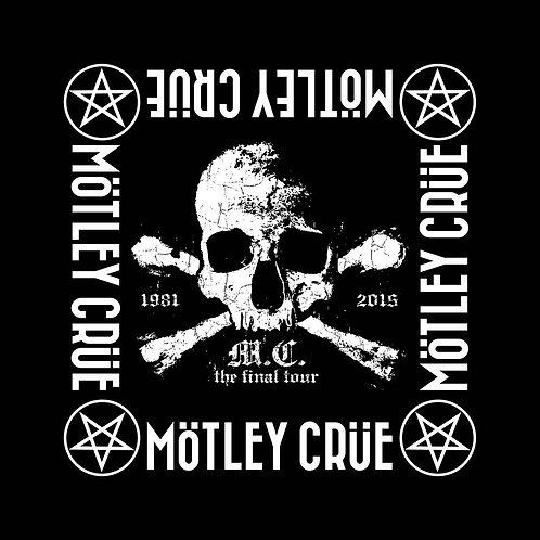 BANDANA - Mötley Crüe - MC