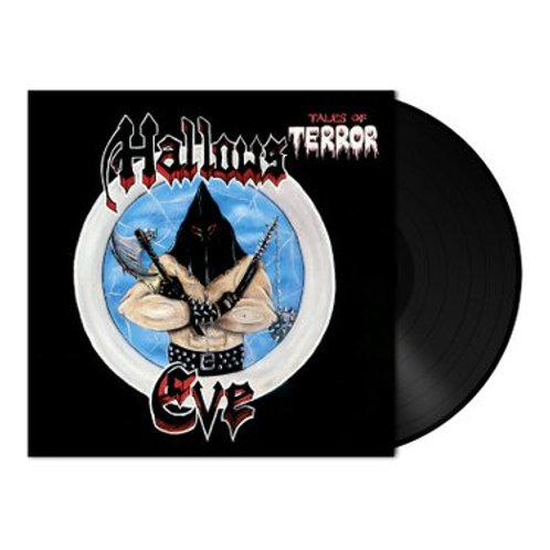 HALLOWS EVE - Tales Of Terror - BLACK VINYL