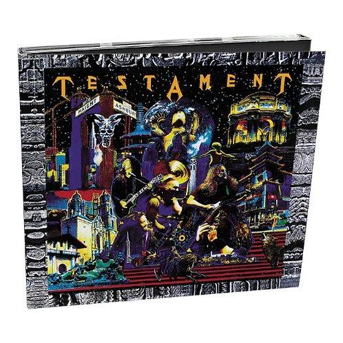 TESTAMENT - Live At The Fillmore - DIGI CD
