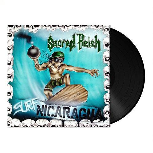 SACRED REICH - Surf Nicaragua - BLACK VINYL