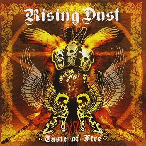 RISING DUST - Taste Of Fire - CD
