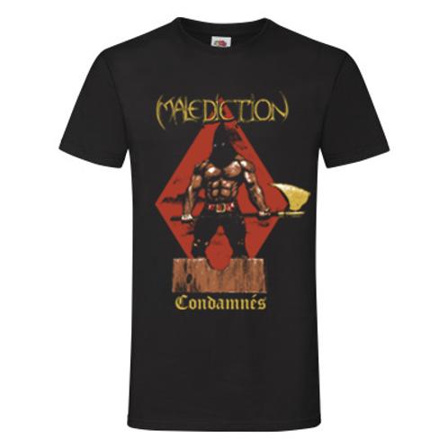 MALEDICTION - Condamnés