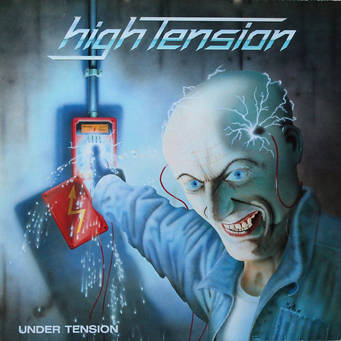 HIGH TENSION - UNDER TENSION - CD
