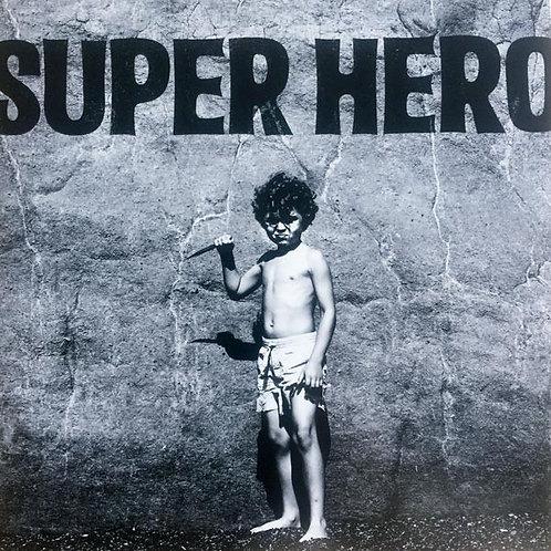 FAITH NO MORE - SUPERHERO - BLACK EP