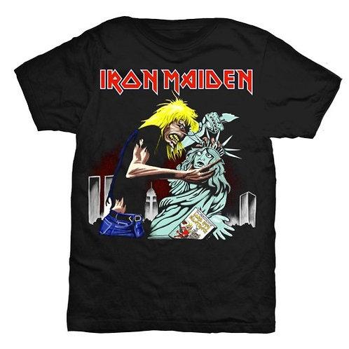 IRON MAIDEN - New York - Official T shirt