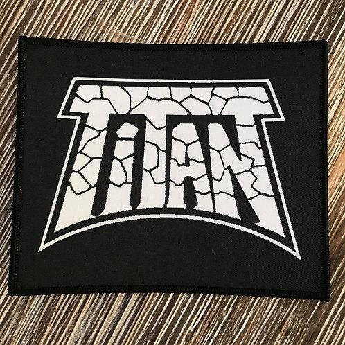 TITAN - Logo - Patch