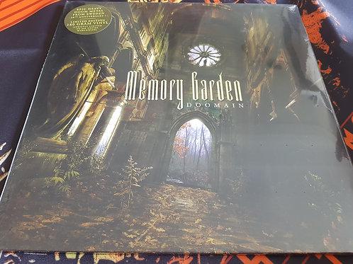 MEMORY GARDEN - Doomain - BLACK LP