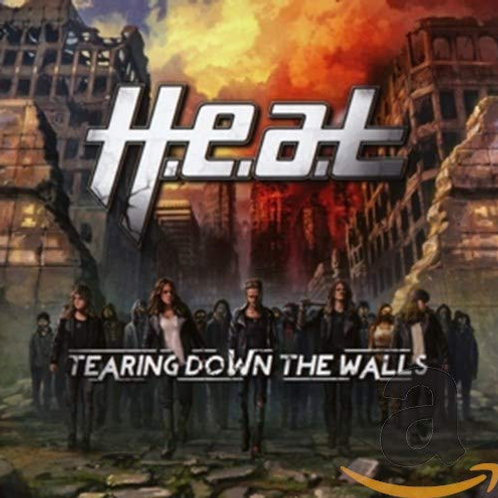 H.E.A.T - Tearing Down The Walls - CD