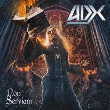ADX - Non Serviam - DIGI CD