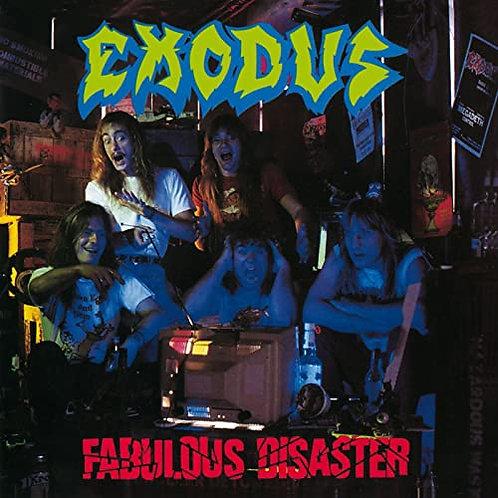 EXODUS - FABULOUS DISASTER - CD