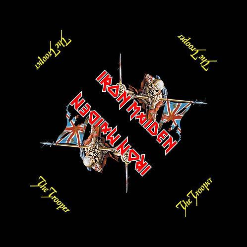 BANDANA - Iron Maiden - The Trooper