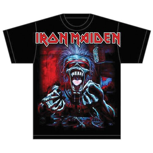 IRON MAIDEN - A Real Dead One - Official T shirt