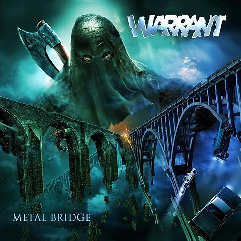WARRANT - Metal Bridge - CD