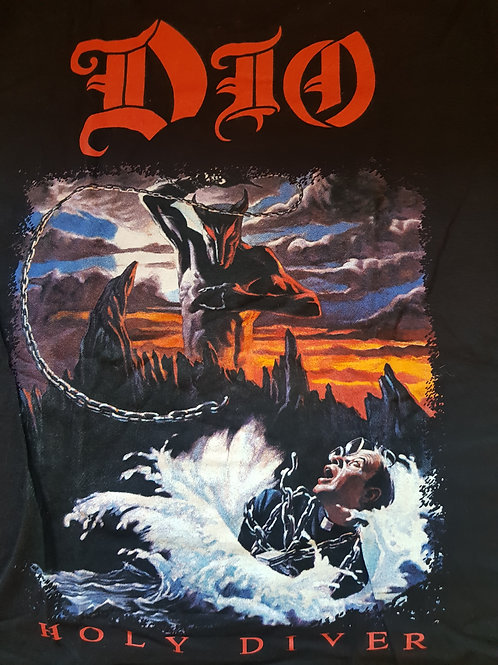 DIO - Holy Diver - Size XL