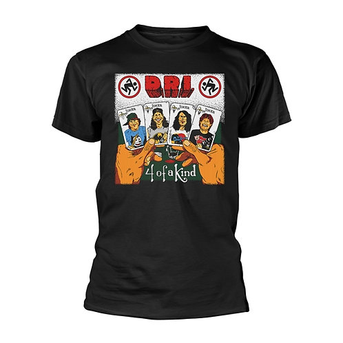 D.R.I. - 4 for a kind - T shirt