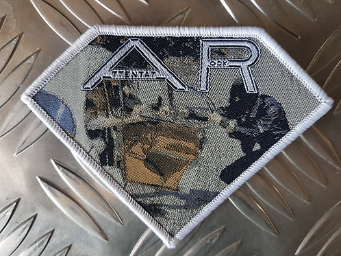 ATTENTAT ROCK - OFFICIAL WOVEN PATCH