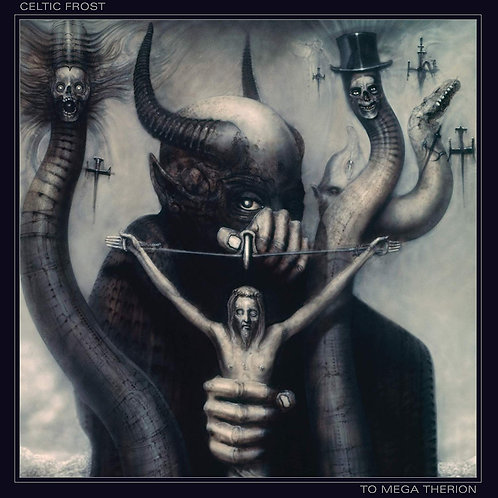 CELTIC FROST - TO MEGA THERION - DIGIBOOK CD