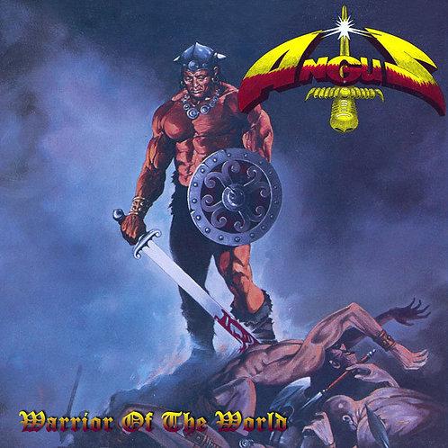 ANGUS - Warrior Of The World - CD