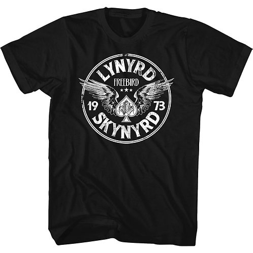 LYNYRD SKYNYRD - Freebird  - Official T-shirt