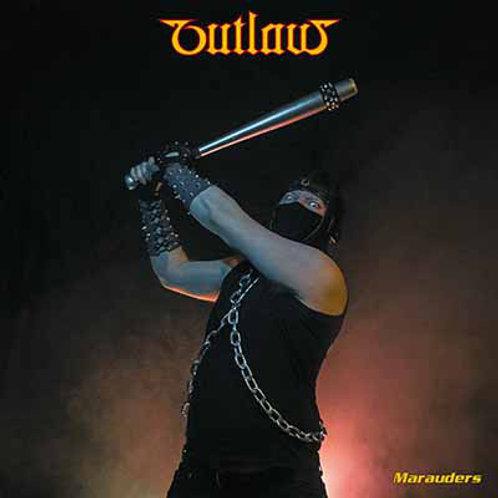 OUTLAW - MARAUDER - SLIPCASE CD