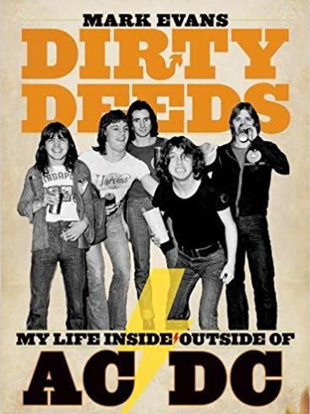 DIRTY DEEDS - My life inside/outside of AC/DC