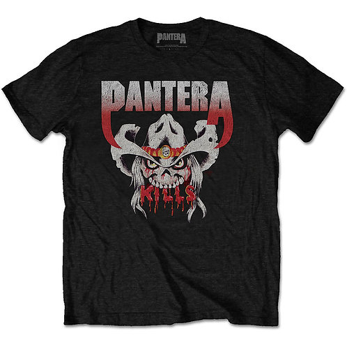 PANTERA - Kills Tour 90 - Official T shirt