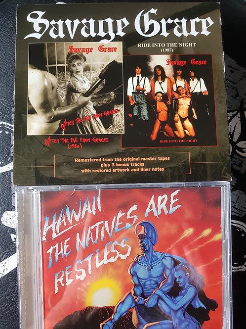US POWER METAL BUNDLE - 2 CD