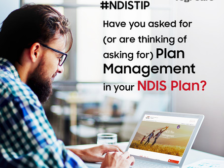 Three payment options for the NDIS