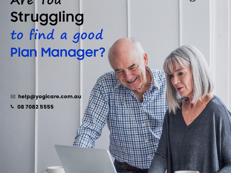 Few things about Plan Management NDIS