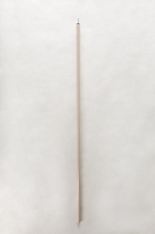 "27"" Galvanized Pole"