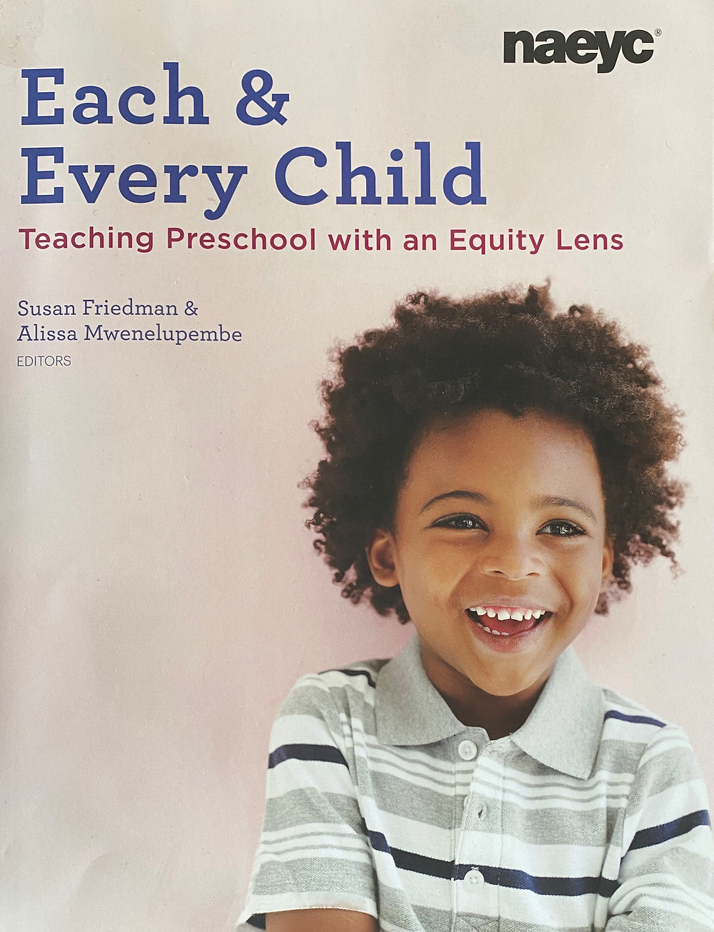 equity in early childhood education, getting rid of bias in preschools