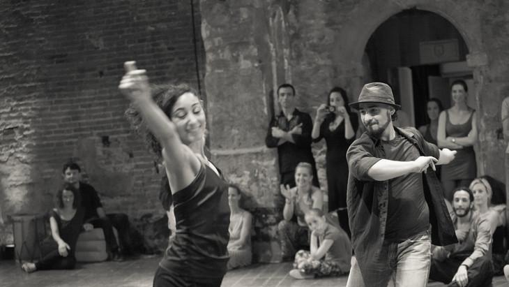 Tango Marathon Brussels