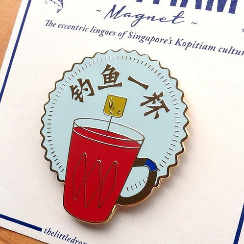 Chinese Tea Magnet