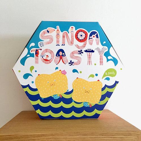 Singa Toasty box set