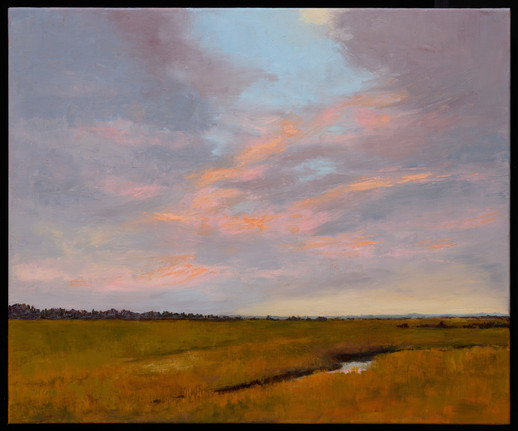 March Salt Marshes