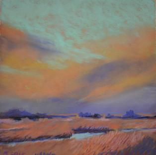 Fall Salt Marshes