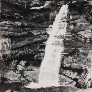 Waterfall at Platt Clove