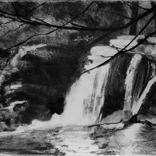 Old Mills Falls at Platt Clove
